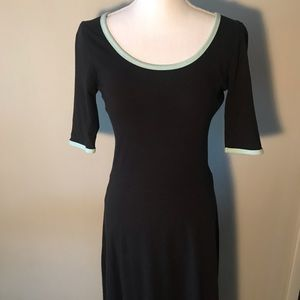 LuLaRoe SS Maxi Dress